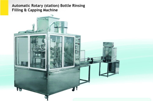 Bottle Filling Machine For Mineral Water