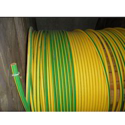 Earthing Copper PVC Wire, Packaging Type: Bundles