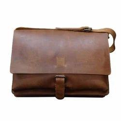 Leather Plain Fancy Ladies Bag