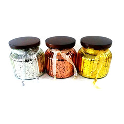 Mercury Jar Candles