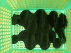 Virgin Remy Wavy Hair Weft