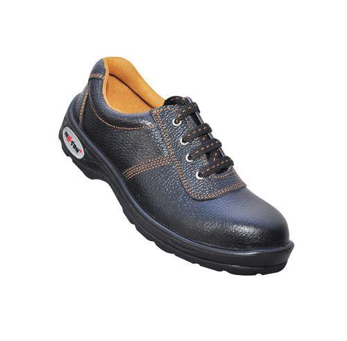 9fbad4c48d10b0 Black orange Hillson Barrier Steel Toe Safety Shoe