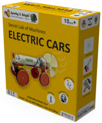 Electric Cars Educational Toys
