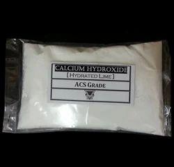 Calcium Hydroxide (ACS Grade)