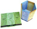 Collapsible Box With Calendar