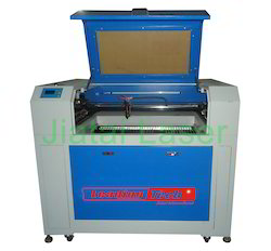 JT 6090 Motorized Lift Platform Laser Engraving Machine
