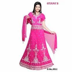 Bridal Ghagra Choli