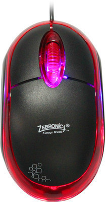 Zebronics Wired Mouse
