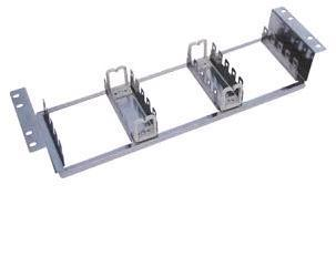 krone back mount frame