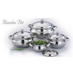 Rambo Pot Kitchen Utensils Set
