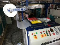 Plastic Dona Pattal Machine