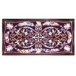 Red Inlay Marble Works