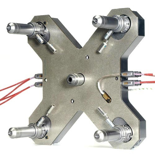 Hot Runner System Single Drop Valve Gate Systems