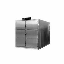 6 Body Mortuary Cabinets