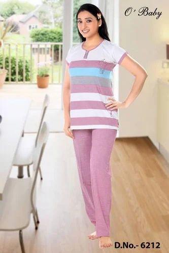 030e0273cf Ladies Night Suits - Ladies Night Suit Exporter from Mumbai