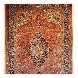 Indian Silk Rug