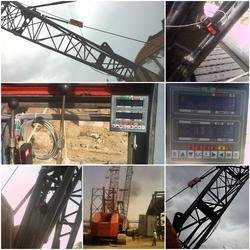 Load Movement Indicator (LMI) for Rough Terrain Crane