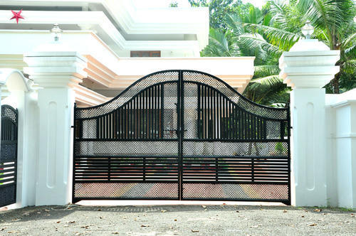 Cast Iron Gate. Cast Iron Gate  Gate  Grilles  Fences   Railings   The Buil Tech