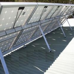 Solar Mounting Aluminum Section