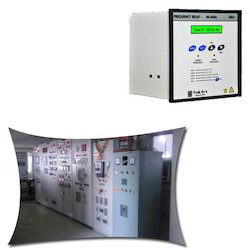 Digital Frequency Relay for Power Plant