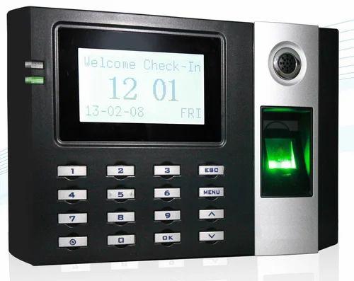 Access Control System Essl I9c Fingerprint Time