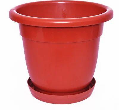 Plastic Pots Plastic Flower Pots Manufacturer From Delhi