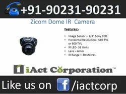 Zicom Dome IR Cameras