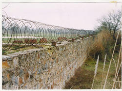 Length Wire of Wall Fencing
