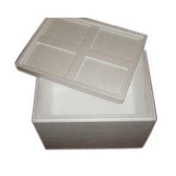 Normal EPS White Expandable Thermocol Boxes, For Packaging