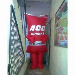 ACC Cement Bag Walking Balloon