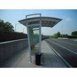 Prefabricated Bus Shelter