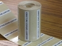 Custom Made Hhv Security Roll Forms, Packaging Type: Standard