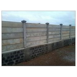 Concrete Precast Compound Walls