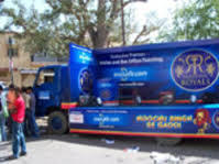 Promotional Road shows Planning Service