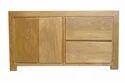 Antique Wooden TV Cabinet