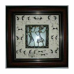Warli Wall Tribal Painting Wall Decor
