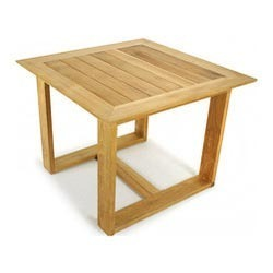 teak wood table. Teak Wood Table B