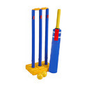 Plastic Cricket Set
