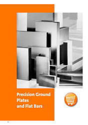 Precision Ground Plates and Flat Bars
