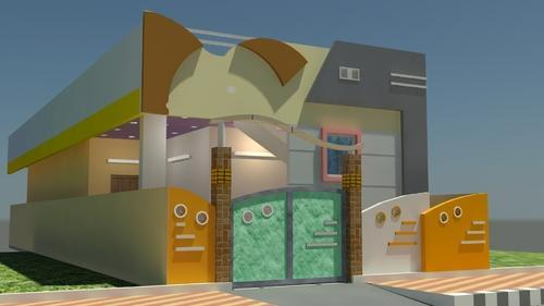 3ds Max - Exterior / Interior 3d Modeling Course in
