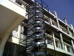 Vertical Spiral Conveyors