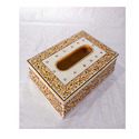 Marble Tissue Paper Box Decorative