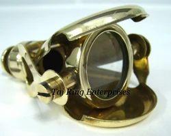 Brass Monocular