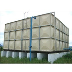 FRP Panel Water Storage Tank