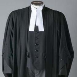 Advocate Gown - Manufacturers