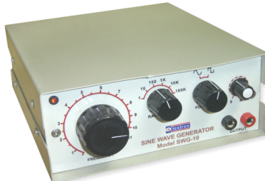 Sine Wave Generator - View Specifications & Details of Generator by