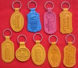 PVC Moulding Key Chain