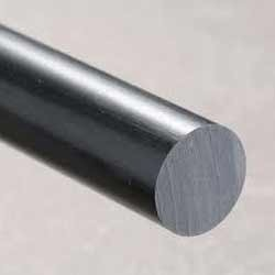 Black Delrin Rod