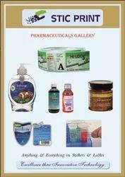 Pharmaceuticals Labels