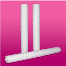 Glass Fiber Wound Cartridge Filters